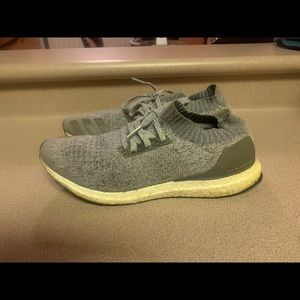 Adidas Ultra Boost Uncaged Frosted Grey Men's 12
